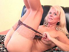 Are you looking to join the biggest hot spot of Older Woman with big tits? OlderWomanFun star merilyn is waiting for you.Grandma Merilyn from OlderWomanFun.com is still going strong at age 57 and gives her old pussy a workout with a vibrator.