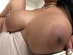 Asian slut Kya Tropic has huge natural tits and she loves to flaunt them on camera. Babes is nasty and loves to get her wet pussy fucked like a whore. Cum inside and watch as she swallows her man's cock and gets her cunt banged.