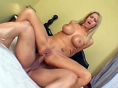 Some moments of orgasm with a desirable and smoking hot babe Trina Michaels! She gets naked and starts making some perversions with her lover.