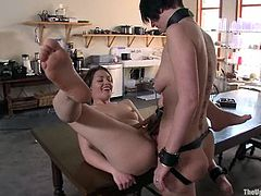 Two sexy and smoking hot sirens Cherry Torn and Sarah Shevon are making each other feel so fucking hot! Girls love pussies!