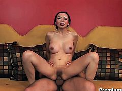 Ange Venus cant wait to be stuffed in the ass by her hot man