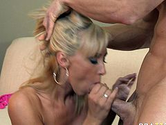 Bold muscle man played with her sexy and big titties before he fucked her in titties and then in wet pussy.Watch this crazy sex with Jessica in Brazzers Network sex clips.