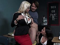 With giant tits and Tyler Nixon enjoy sex they wont soon forget