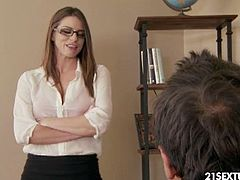 Brooklyn chase is a vicious secretary