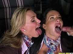 Threesome tube videos
