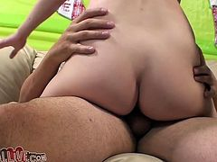 Only the hottest porn videos for free on our free porn site! Here is Ash Hollywood getting that thick cock of Porno Dan. She loves him so much.