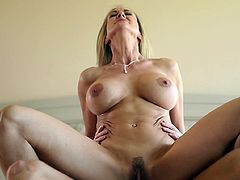 Brandi Love is amazing in hardcore
