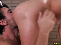 Manuel Ferrara is horny as hell and cant wait no more to drill sex starved Mia Malkovas mouth