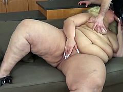 For admirers of the bigger belly - 23