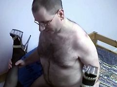 Chubby and fat guy with his cock banged his wife really hard in her all wet pussy in their bedroom.Watch this couple having a wild sex in Chick Pass Network sex clips.