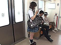Casual/Ignored Sex Fetishism - Japanese Girls Use Phones While Fucked