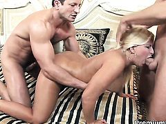 Lucy Love loses control in fucking frenzy
