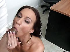 Carina Roman is a blowjob addict that loves guys sturdy pole