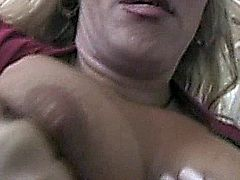 An amateur muscle Milf homemade hardcore gangbang with anal, dp, blowjob, cumshot, facial ! Real whore...