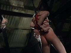 Sex and submission for a blonde bitch
