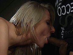 This is a hot BDSM action featuring a sexy pornstar � Viktoria Diamond. Dominated in submission she is going to experience serious tortures in slavery.