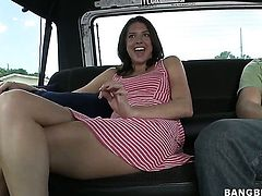 Cherry Poppins is a cumshot addict