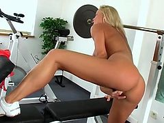 Silvia Saint has been in solos for a while. Here is another hot solo performance by this charming porn queen and she is loving her cunt.