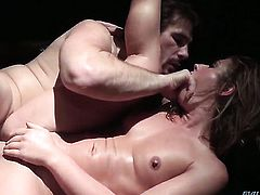 Manuel Ferrara loves totally fuckable anal hole of Sheena Shaw after she gets her mouth drilled