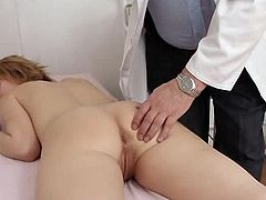 Lusty Electra Angels loves feeling warm stimulation down her puffy tight holes