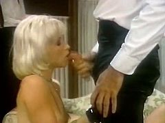 The Classic Porn site provides you with a fair number of exclusive retro sex tube videos. Don't skip this exciting group sex video featuring two dirty whores of a golden age of porn.
