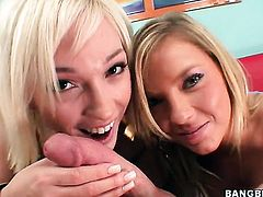 Sex hungry bombshell Lily Labeau is another fuck toy of insatiable lesbian Ally Kay