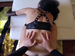 Veronica Avluv assfucked Point of view position
