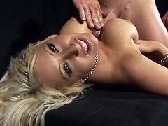 Adorable Candy Mason spreads the legs and fingers her vagina. Later on she gives a blowjob, a handjob and a titjob. Of course she gets fucked as well.