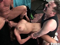 Hot cathy heaven threesomed