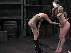 And, as you may have guessed Jade is in deep shit! But, the first minutes are always painful. The last minutes make Jade Marxxx stun from pleasures!