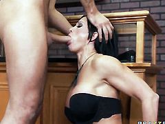 Keiran Lee gets pleasure from fucking unthinkably sexy Jewels Jades backdoor