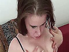 Extreme amateur slut wants her first fisting orgasm for her birthday present