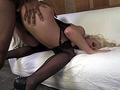 Busty MILF Gets Her Destroyed Roughly Her Gaping Asshole