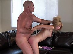Make sure you get a load of this hardcore video where these sexy babes are drilled by their man as you watch both of them having fun.