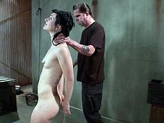 Succulent Katharine Cane Gets Badly Tortured Playing Bondage Games