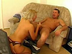 Watch this Dutch fantasy action as a European milf gets pounded in her juicy snatch.See how this horny dude finger fucks her first and then shoves his big hard cock in that shaved tight pussy to fuck her hard.