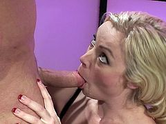 Press play on this hot compilation and watch these slutty ladies sucking dick like their lives depended on it.