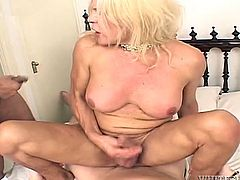 Brunette and blonde trannies get fondled and fucked in this hot compilation of clips. They show their natural and fake boobs and then get their assholes pounded in all known positions.