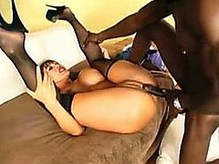 BBC up Ava Devine's Ass
