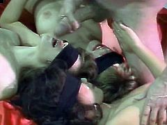 Big boobs curly haired chick got her impossibly haired kitty sweetly eaten by kinky stud John Holmes