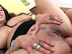 Nikita Denise is on the way to the height of pleasure with her mans tool in her mouth