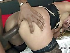 Latin Babe mother I'd like to fuck Maryana Kriguer receives screwed in the butt