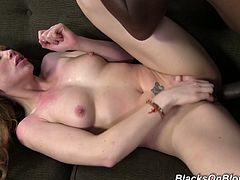 Gorgeous Babe Brooklyn Lee Gets Fucking And Swallowing Warm Sperm