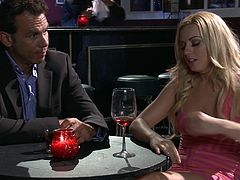 Have fun with this hardcore scene where the sexy blonde Lexi Belle is eaten out and fucked as you watch the entire action.