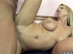 Big Tits HD brings you an awesome free porn video where you can see how three horny sluts are ready to start a hell of a party. One of them bangs another with a dildo, while another enjoys a hard cock!