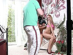 Silvia Saint is in the mood for lesbian sex and gives it to Stacy Silver
