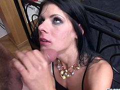 Smoking hot Czech nymphos take part in a threesome