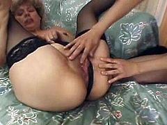 Old & Young Lesbians Squirting
