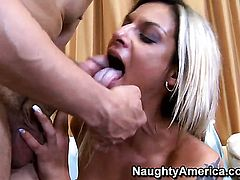 Anthony Rosano loves unthinkably sexy Klarisa LeoneS wet beaver and fucks her as hard as possible