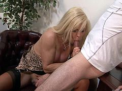 Watch this guy fucking the living hell out of the horny shemale Joanna Jet after he sucks on this tranny's big hard cock.